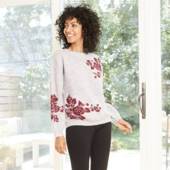 Knox Rose Pullover Sweater